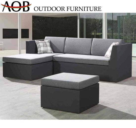 China Wholesale Modern Outdoor Garden Home Hotel Livingroom Sets Patio  Backyard Fabric Chairs Table
