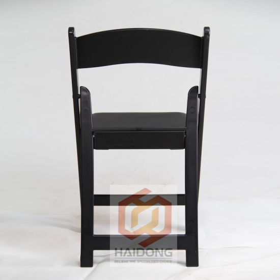 Incredible China Black Resin Plastic Event Wedding Outdoor Folding Chair Squirreltailoven Fun Painted Chair Ideas Images Squirreltailovenorg