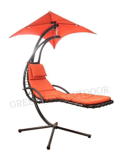 Excellent China Outdoor Garden Furniture Half Moon Egg Swing Indoor Leisure Chair Hammock Cjindustries Chair Design For Home Cjindustriesco