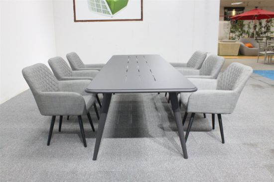 China Gazebo Aluminum Beach Patio Wholesale Modern Living Room Furniture  Set Table