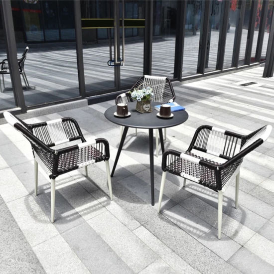 China Outdoor Good Looking Simple Table Chair for Wholesale pictures & photos