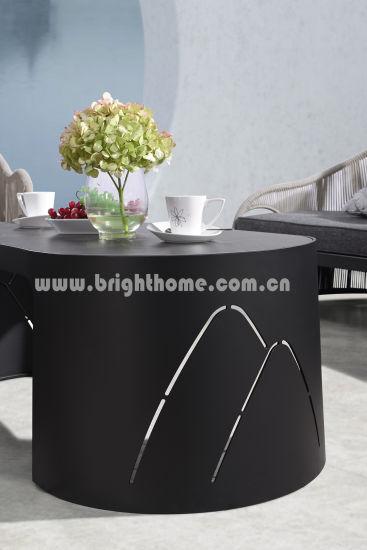 China Factory Supply Special Design Aluminium Frame Garden Rope HMade Outdoor Sofa Furniture pictures & photos