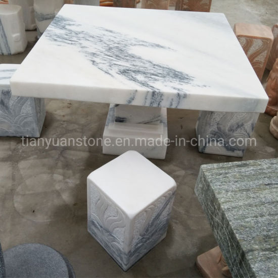Excellent China Customizes Natural White Stone Marble Granite Table Desk Workbench Pdpeps Interior Chair Design Pdpepsorg
