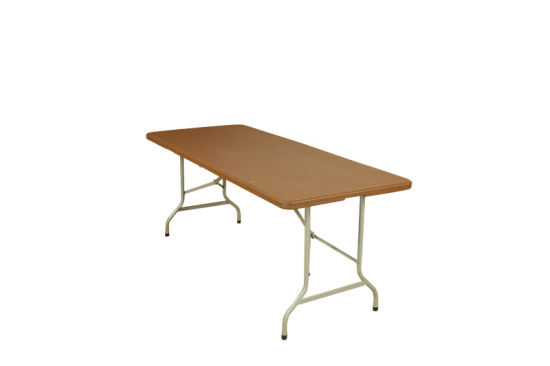 Superb China 6Ft Rattan Fold In Half Table Spiritservingveterans Wood Chair Design Ideas Spiritservingveteransorg
