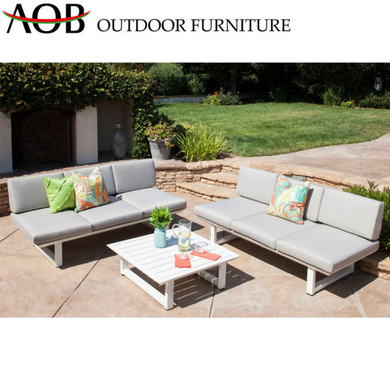 Super China Chinese Modern Outdoor Garden Furniture Aluminum Leisure Lounge Hotel Chair Sofa Pdpeps Interior Chair Design Pdpepsorg