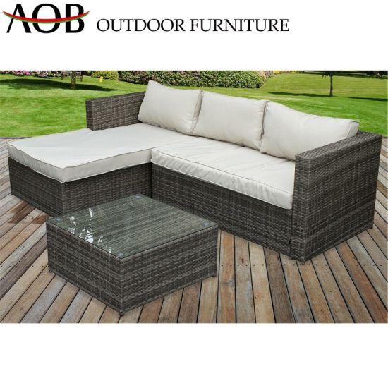 Magnificent China Rattan Garden Furniture Sets Outdoor Patio Modern Hotel Lounge Corner Sofa Creativecarmelina Interior Chair Design Creativecarmelinacom