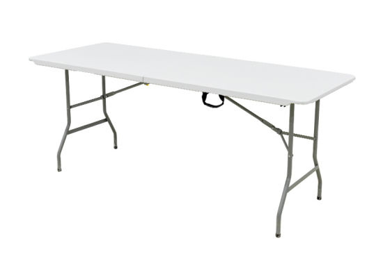 Magnificent China 6Ft Fold In Half Table Set Spiritservingveterans Wood Chair Design Ideas Spiritservingveteransorg