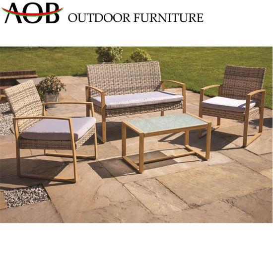 Tremendous China Garden Outdoor Leisure Chairs Balcony Backyard Patio Sofas Sets Rattan Furniture Spiritservingveterans Wood Chair Design Ideas Spiritservingveteransorg