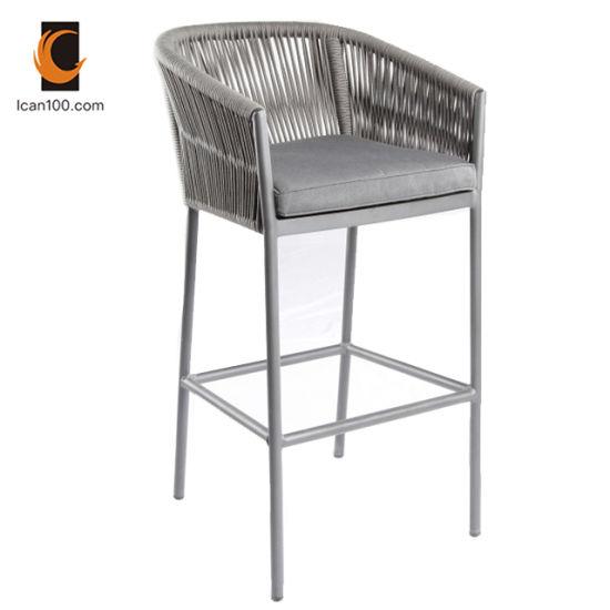 Fine China Rust Proof Commercial Modern Garden Outdoor Restaurant Bar Rope Dining Furniture Set Ibusinesslaw Wood Chair Design Ideas Ibusinesslaworg