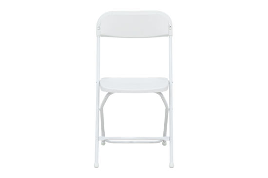 Enjoyable China Cheapest Pure White Plastic Folding Chair For Events Wedding Forskolin Free Trial Chair Design Images Forskolin Free Trialorg