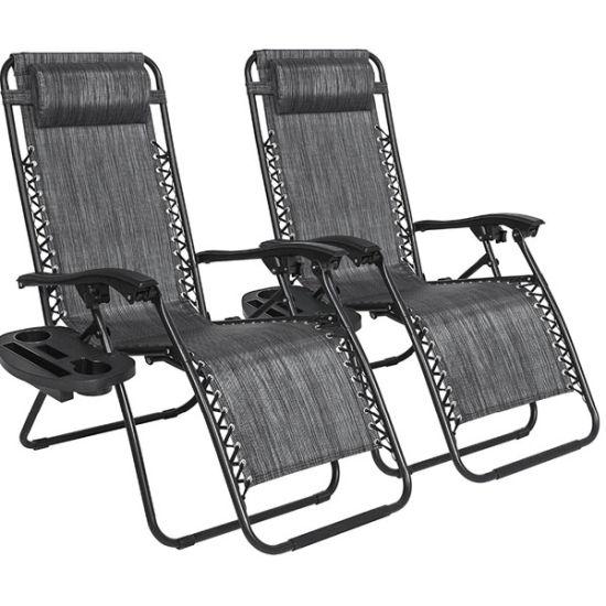 Awe Inspiring China Patio Furniture Zero Gravity Chair Pool Reclining Sun Lounger Chaise Lounger Chair Machost Co Dining Chair Design Ideas Machostcouk