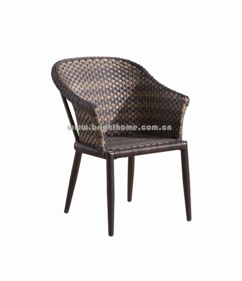 China Aluminium Frame Wicker Leisure Set Outdoor Furniture pictures & photos