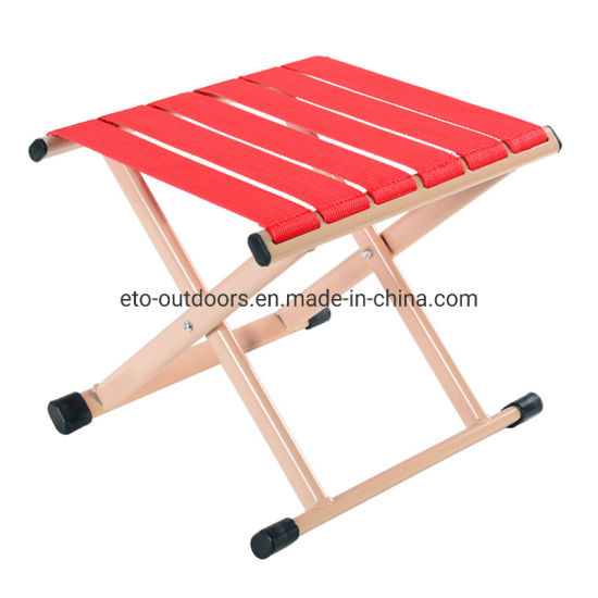 China Wholesale Portable Small Folding Chair Hevey Duty Stool pictures & photos