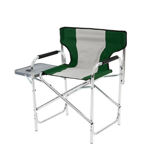 Folding Directors Chair With Side Table.China Aluminum Folding Director Chair Leisure Chair Camping Chair Beach Chair With Side Table