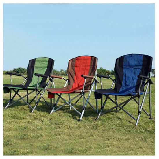 Awesome China Luxury Large Size Durable Folding Camping Chair Machost Co Dining Chair Design Ideas Machostcouk
