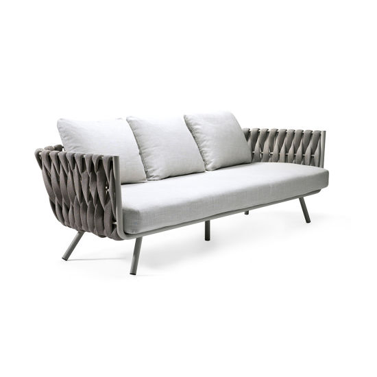 Terrific China Chinese Modern Design Outdoor Wicker Woven Sofa Collection Armchair Alphanode Cool Chair Designs And Ideas Alphanodeonline