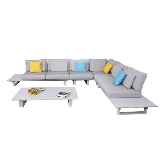 Strange China Patio Furniture Set Plastic Outdoor Furniture Powder Coated Aluminum Lounge Sofa Dailytribune Chair Design For Home Dailytribuneorg