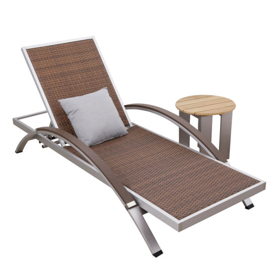 Awesome China Open Air External Lounger Bed Outdoor Couch Rattan Sun Lounge Pabps2019 Chair Design Images Pabps2019Com