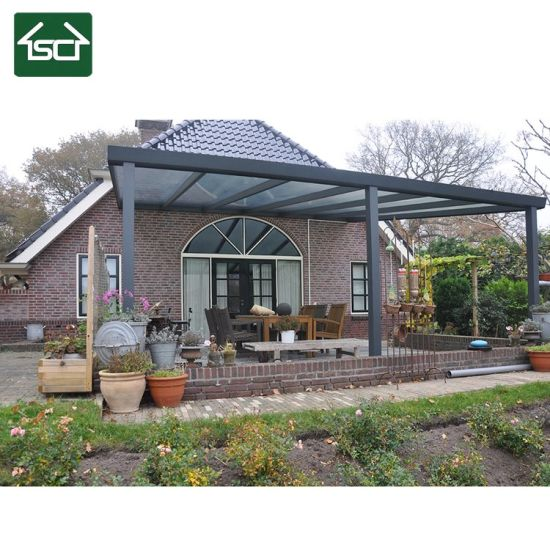 China Pergola Roof System Waterproof Awning DIY Awning
