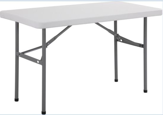 6FT Plastic Folding Portable Table Barbecue Camping Outdoor Camping Picnic Desk
