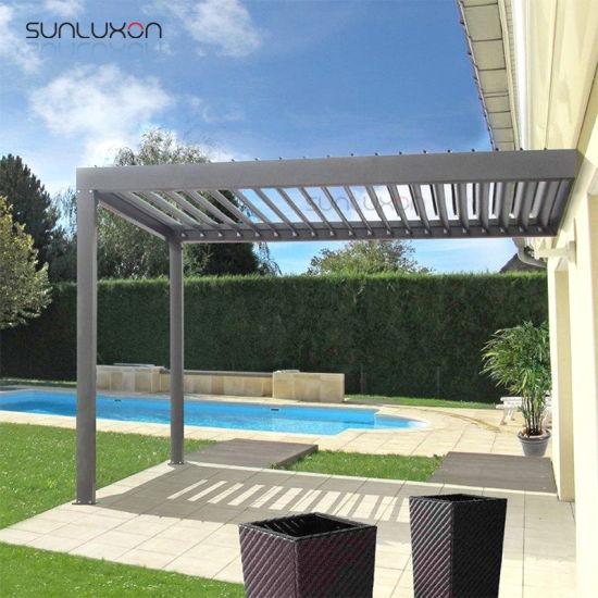 China Customized Designs Outdoor Furniture Waterproof Gazebo