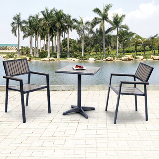 China Outdoor Garden Cafe Furniture Table Chair
