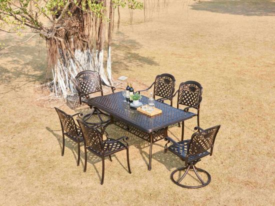 China Restaurant Dining Garden Outdoor Cafe Table pictures & photos
