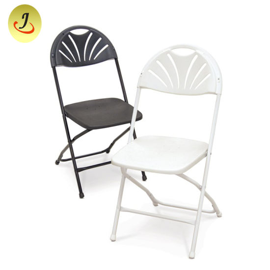 China Heavy Duty Plastic Folding Chair Commercial Quality for Outdoor Events