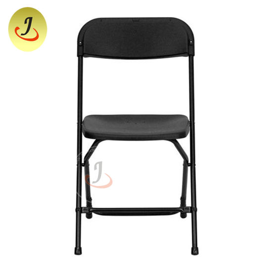 China New Popular Furniture Leisure Plastic Folding Chairs