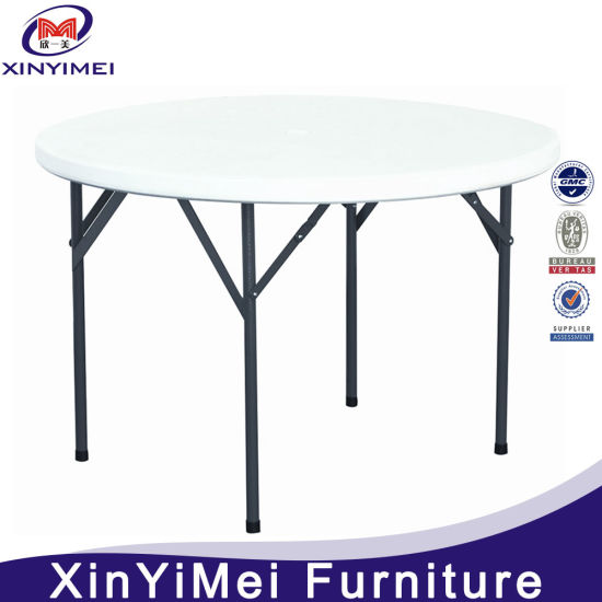 China Catering Used Plastic Banquet Table for 8 Seater