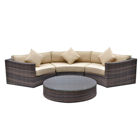 Supellectilem Cathedra vasa hortus horti Outdoor Rattan Outdoor Wicker adductius