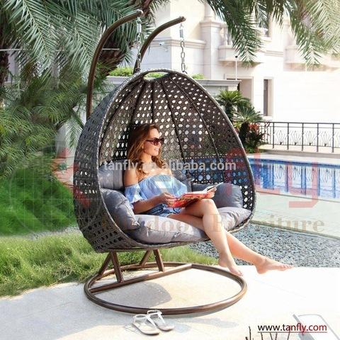 Gambar & foto Kerusi Ayunan Dewasa Dalam Rumah Luar Taman