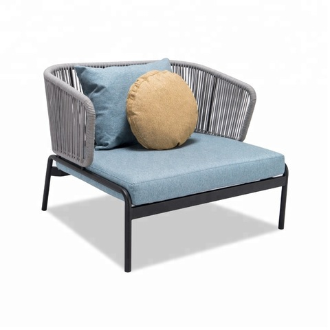 Gbona titaja Flat Rope Single Sofa