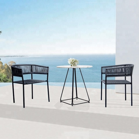 Leisure Outdoor Patio Furniture Rope Patio Chairs Garden Chair pictures & photos