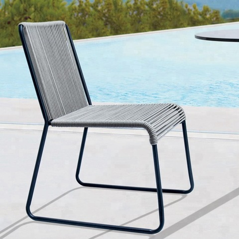 Outdoor Furniture Outdoor Rope Material Garden Chair pictures & photos