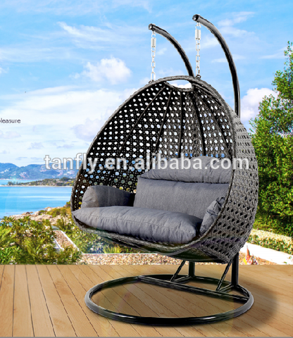 Sling Furniture Outdoor Furniture Rattan Outdoor Swing Sets For Adults pictures & photos