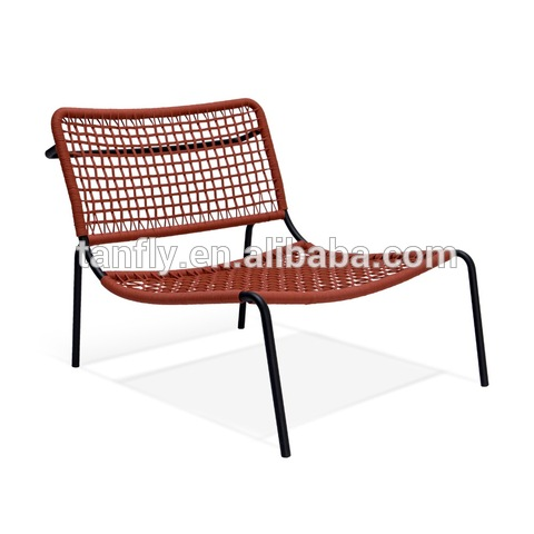 String Garden Ifenisha elibizayo Setha Rope Outdoor Patios Ifenisha Sofa