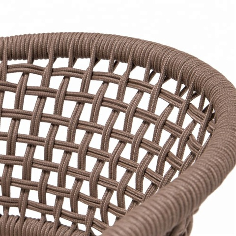 Uv Protection Water Proof Colorfast Patio Rope Chair Furniture pictures & photos