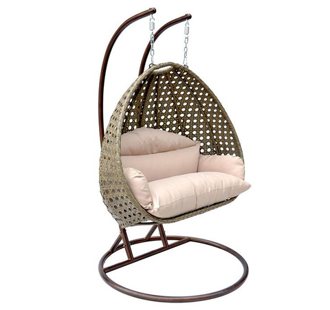 inexpensive double setar heavy duty swing chair pictures & photos