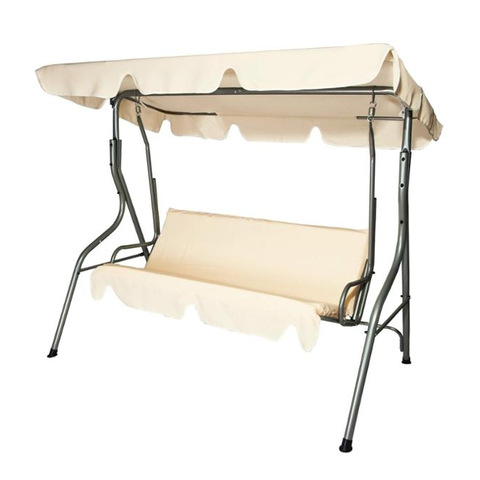 Fresh and cool outdoor swings sunshade patio swing chair with canopy
