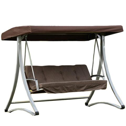Outdoor indoor iron metal swing sets for adults, Outdoor ...