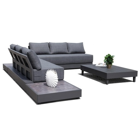 aluminum modern outdoor sofa outdoor furniture garden furniture set pictures & photos
