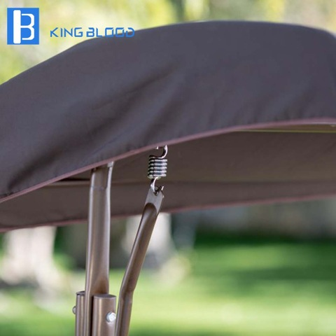 double swing chair outdoor cushions morrisons garden ...