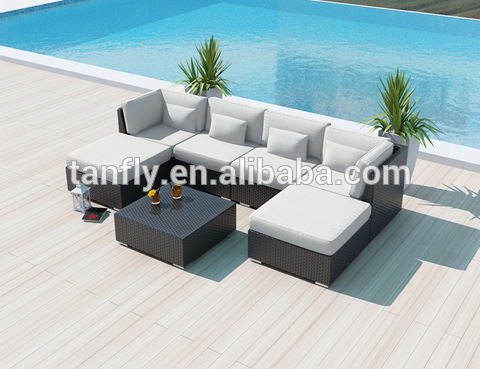high quality patio furniture patio garden sofa on sale