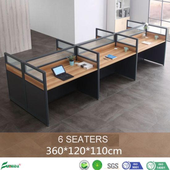 China Modern Office Staff Partition Cubicle Wooden Office Furniture Workstation Office Desk From China On Topchinasupplier Com