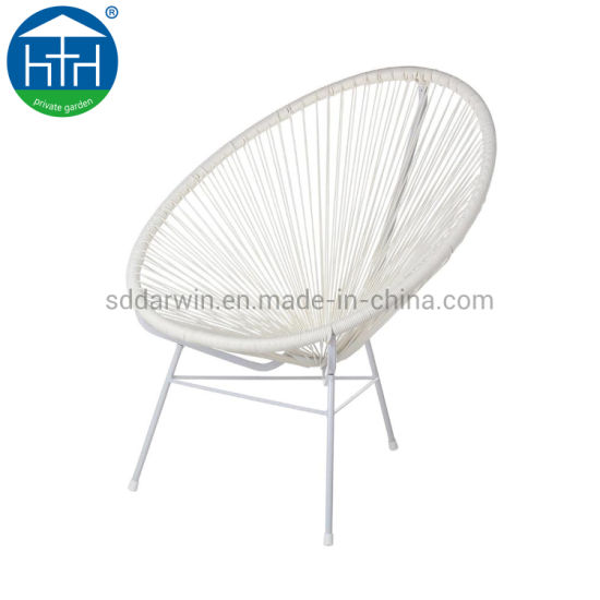 China Rattan Outdoor Wicker Acapulco Leisure Patio Garden Dining Chair