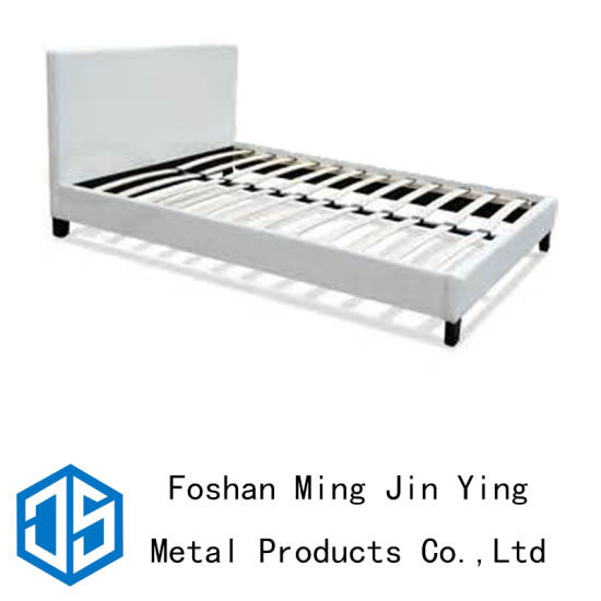 China Strong Metal Single Bed Beds For Sale Heavy Duty Double