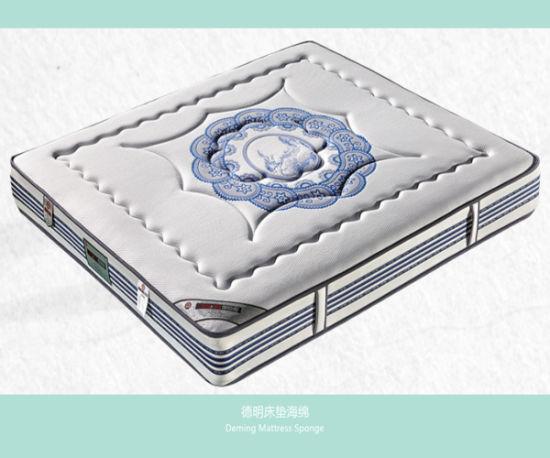 China Price Memory Foam Pocket Spring Mattress Vacuum Roll