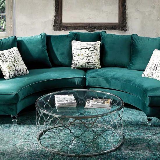 China Made in China Leather Sofa Home Theatre Sofa Modern ...