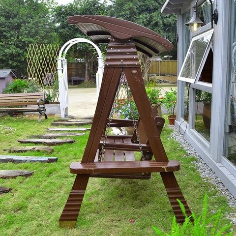 Custom made luxury European style outdoor swings patio two ...